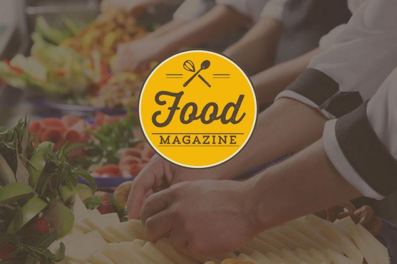 Revista Food Magazine