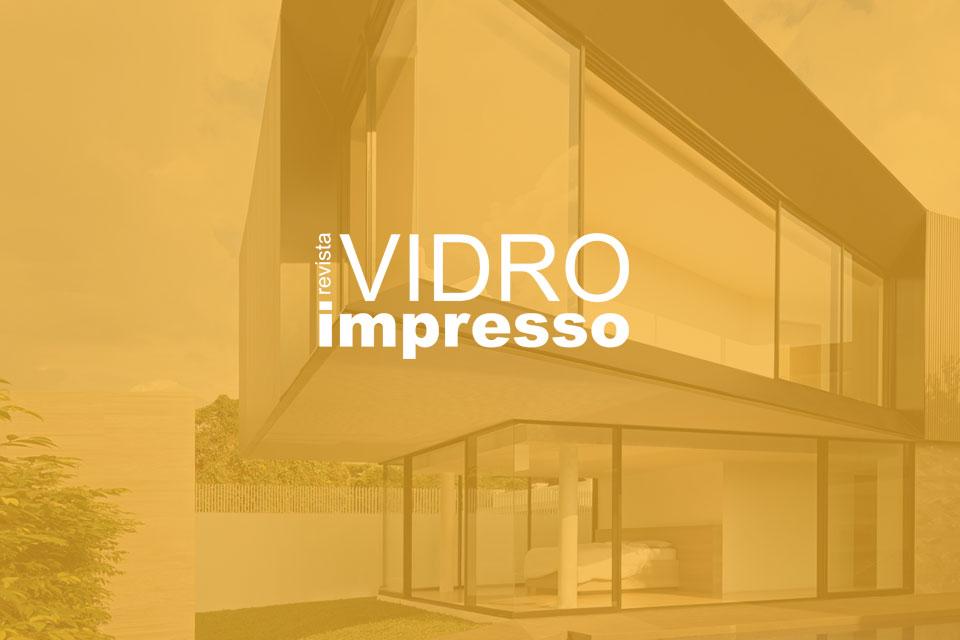 Revista Vidro Impresso