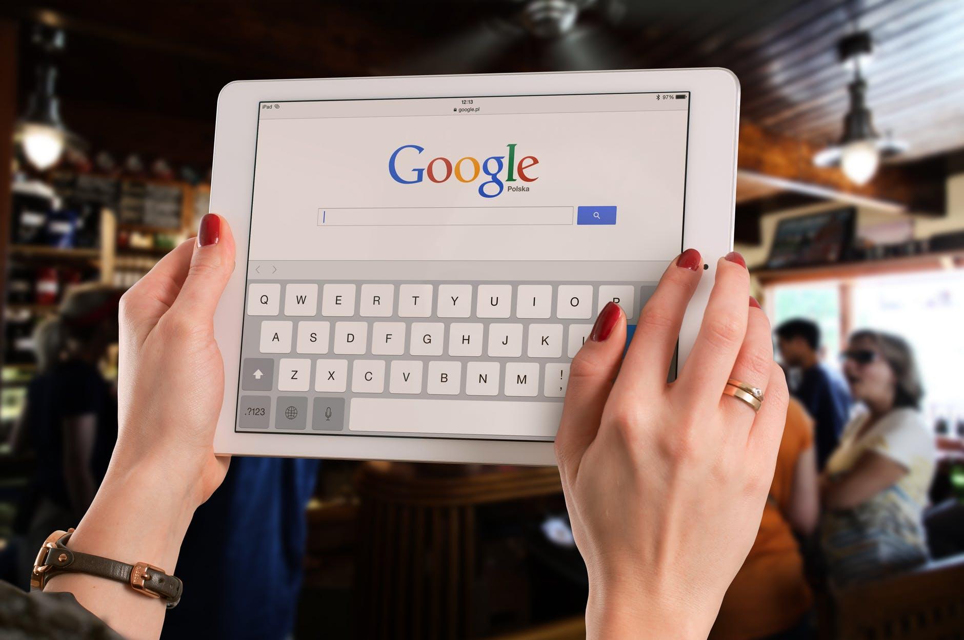 Como Fazer Sua Empresa Aparecer na Primeira Página do Google?