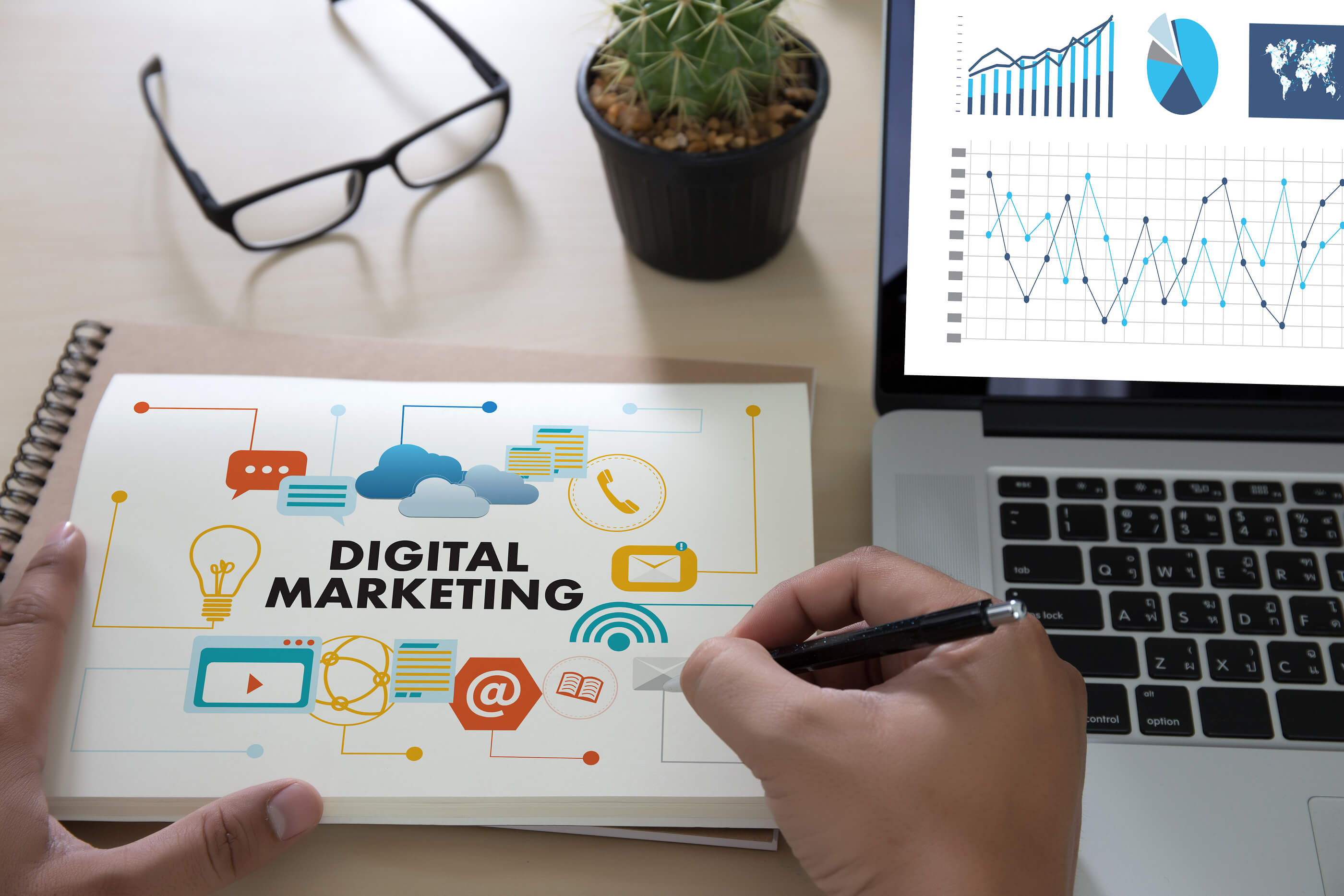 5 motivos para investir no marketing digital e aumentar as suas vendas