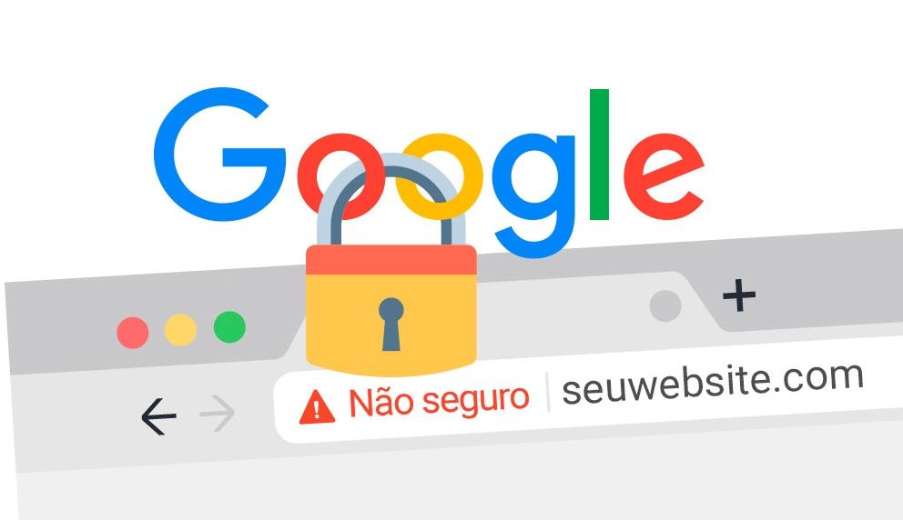Site seguro certificado SSL